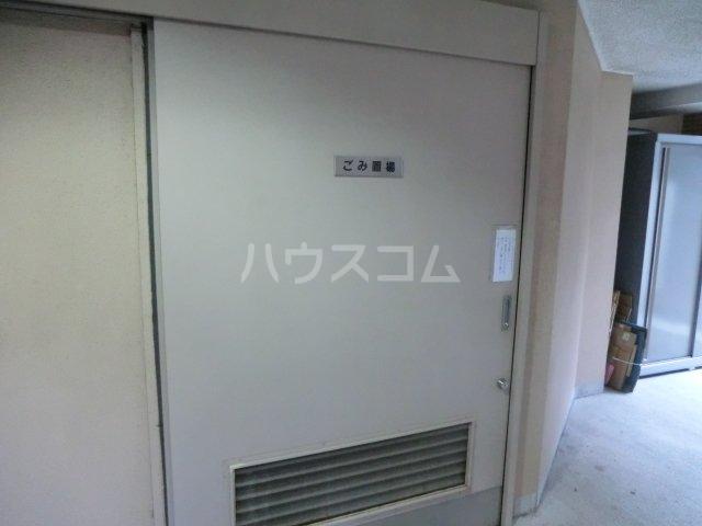 SUN CRESC 402号室の設備