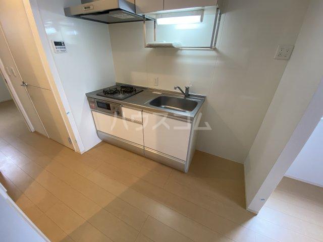 ディス・モンターニュ 102号室のキッチン
