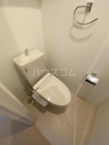 ディス・モンターニュ 102号室のトイレ