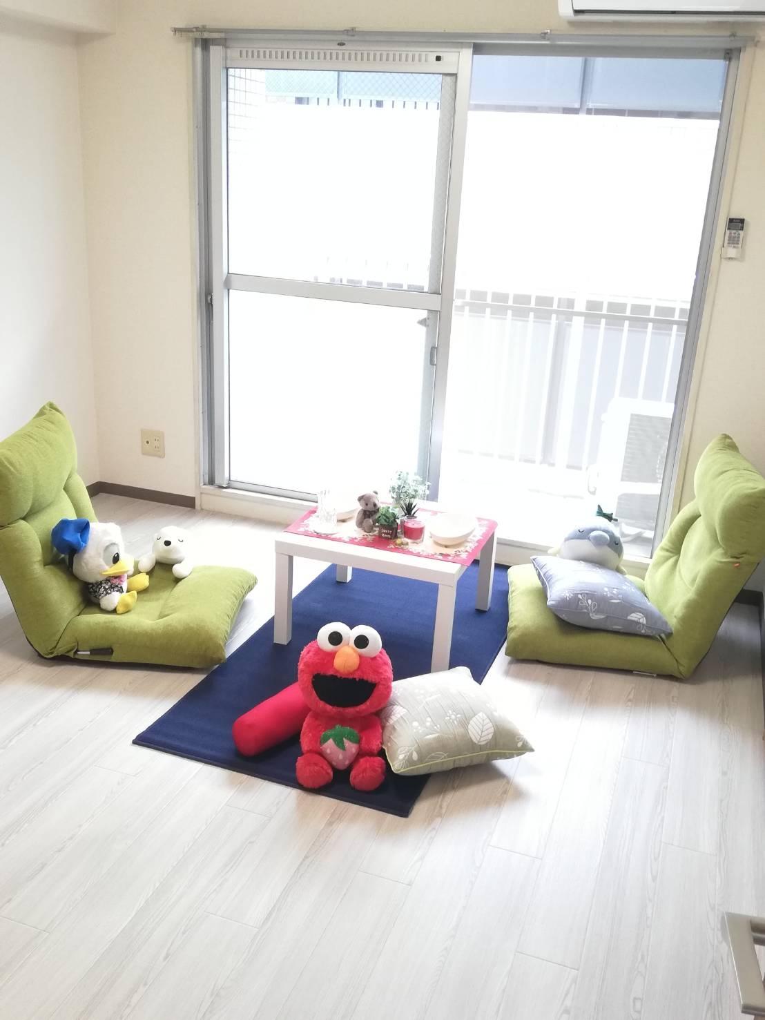 刈谷アルタイルの居室