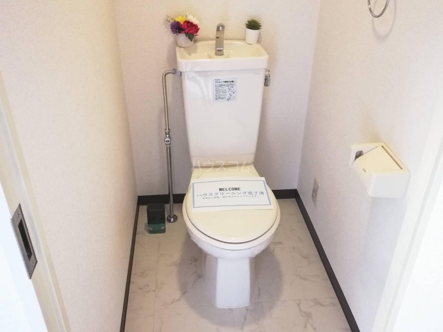 刈谷アルタイルのトイレ