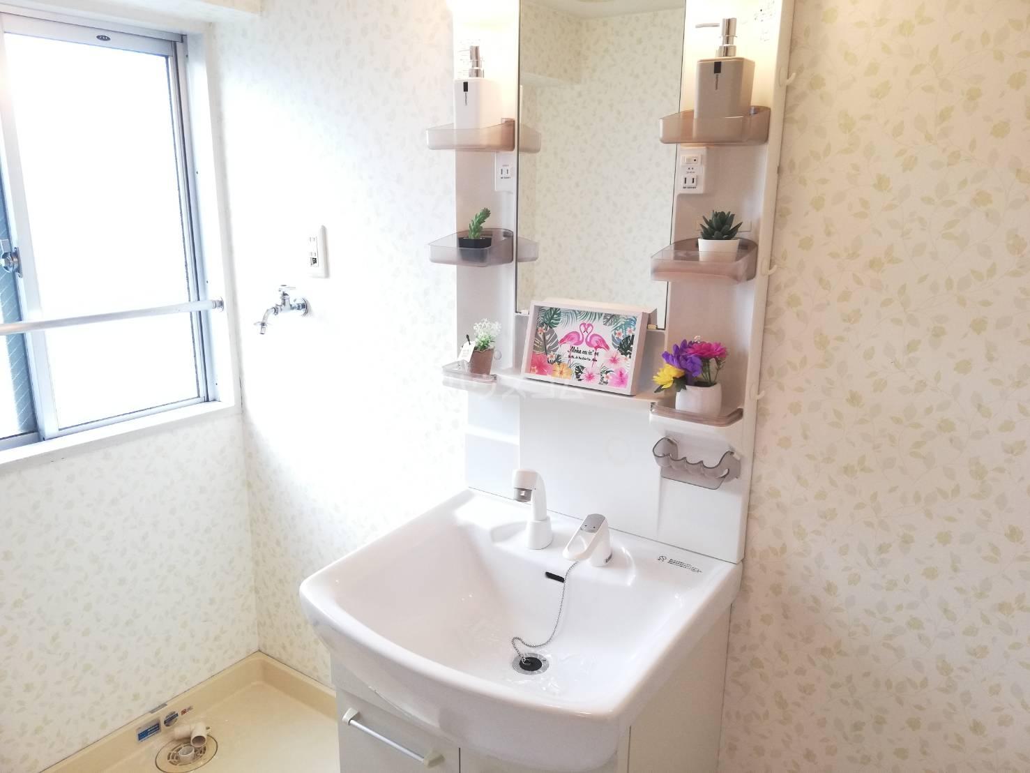 刈谷アルタイルの洗面所