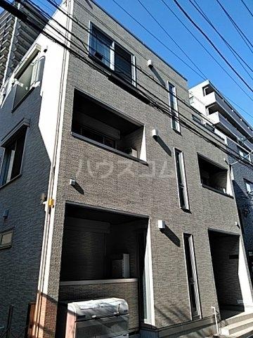 ルミエール西新宿外観写真