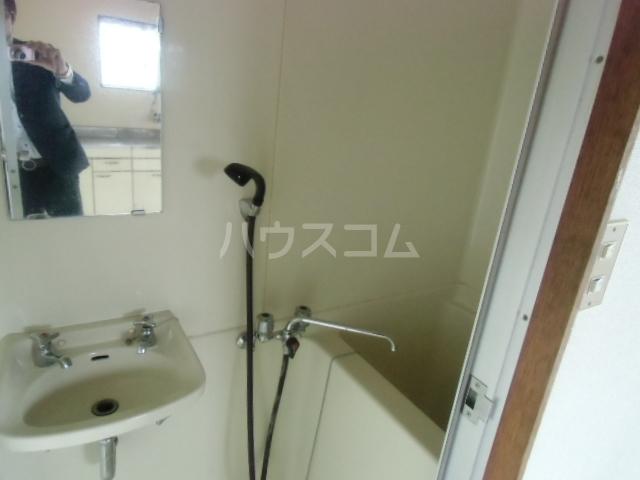 矢場荘 5号室の風呂