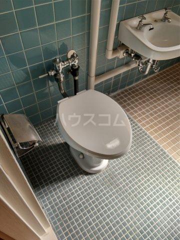 上北沢グリーンコーポ 305号室のトイレ