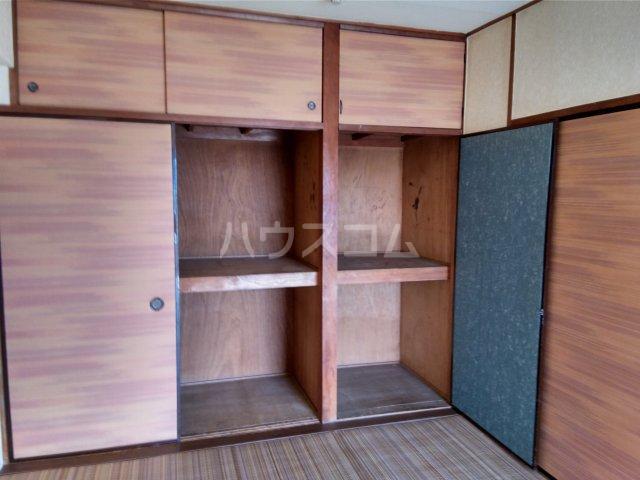 上北沢グリーンコーポ 305号室の収納
