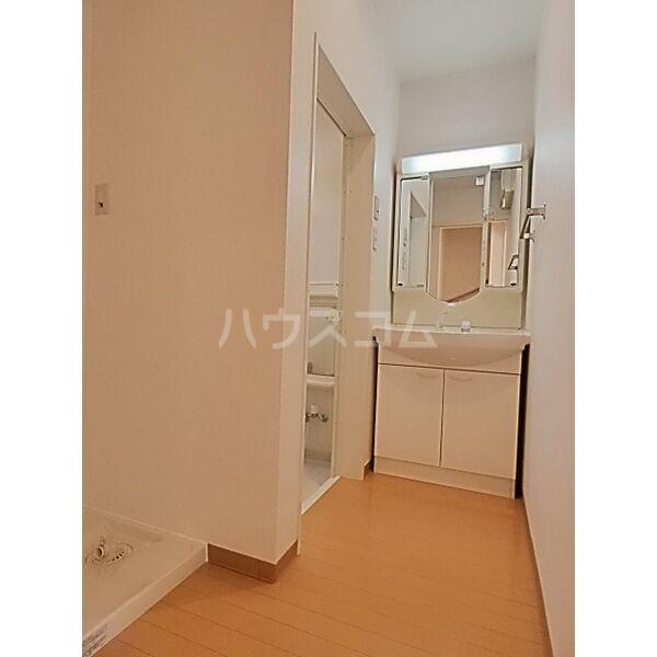 ESヒルズ E号室のトイレ
