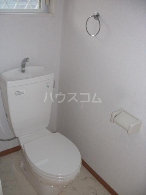 ESヒルズ E号室の洗面所