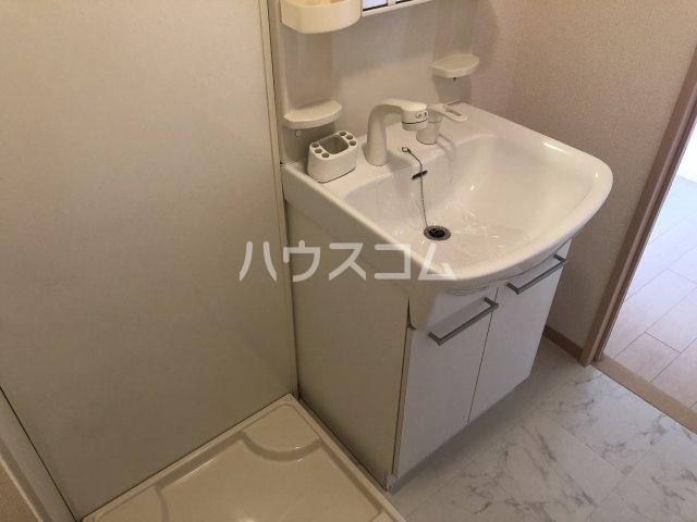 フォンテーヌⅡ 202号室の洗面所
