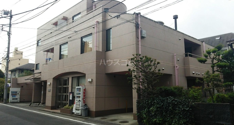 桜台コートハウスの外観
