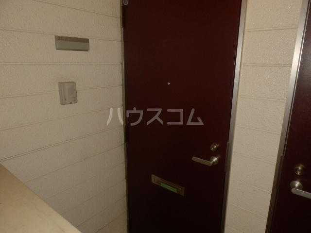 パールハイムⅠ 202号室のセキュリティ