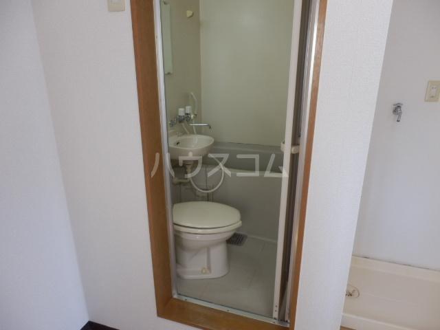 パールハイムⅠ 202号室の風呂