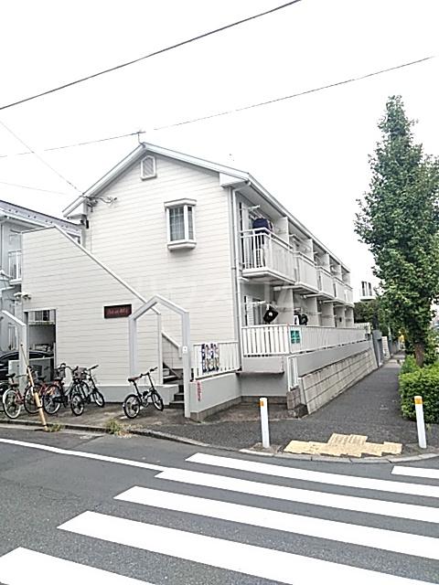 パークサイド駒沢 B-201号室の外観