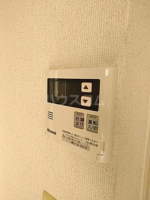 パークサイド駒沢 B-201号室の設備