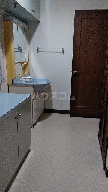 ヴェルディ駒込染井 101号室の洗面所