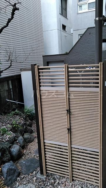 ヴェルディ駒込染井 101号室の庭
