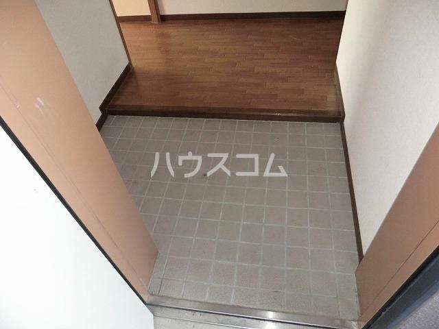 ワイズコート 201号室の玄関