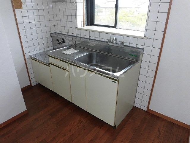 ホーメーマンション 301号室のキッチン