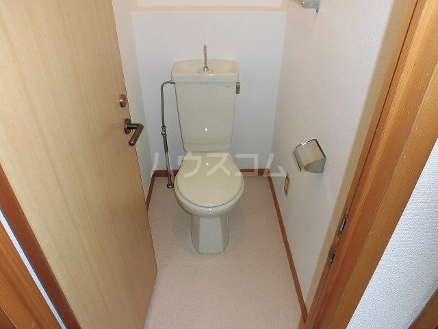 ホーメーマンション 301号室のトイレ