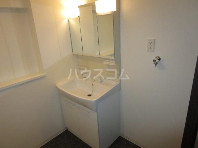第一辻ビル 307号室の洗面所
