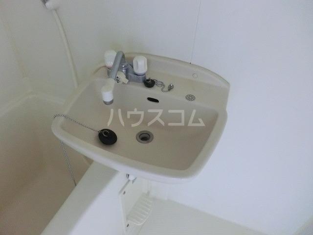 セイフォーレジデンス 313号室の洗面所