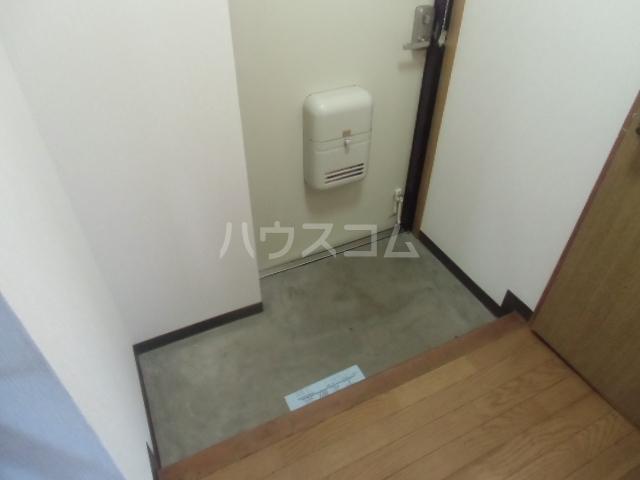 パークサイド雨池 307号室の洗面所