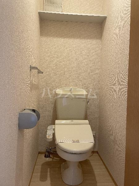 グランチェスタ 201号室の洗面所