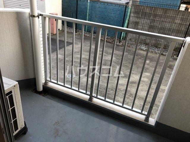イデアーレ県立大学 101号室のバルコニー