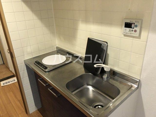 イデアーレ県立大学 101号室のキッチン