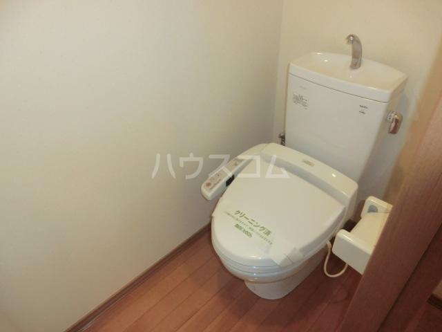 グランド キャニオン 205号室のトイレ