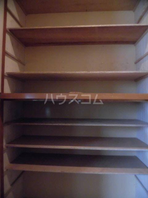 松島ビル 206号室の収納