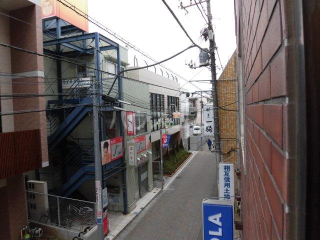 松島ビル 206号室の景色