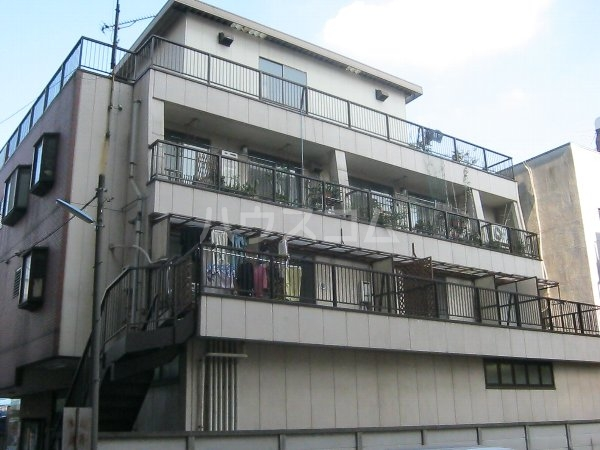 松島ビル 206号室の外観