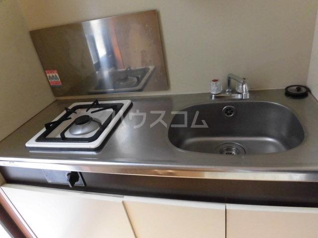 松島ビル 206号室のキッチン