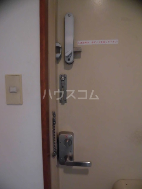 松島ビル 206号室のセキュリティ