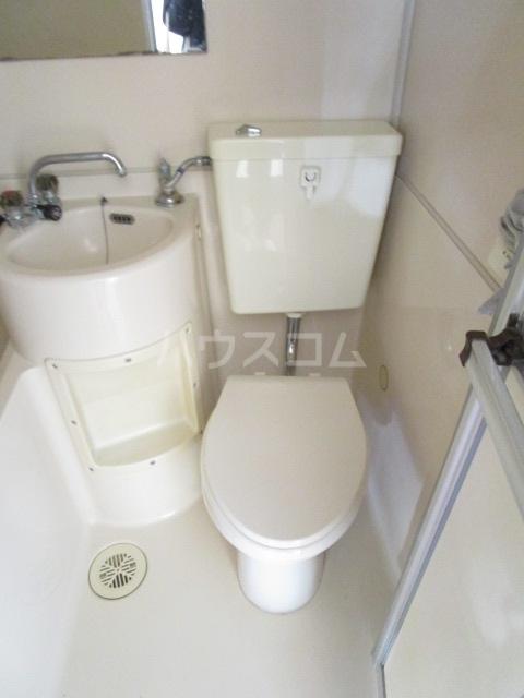 ハイテックⅠ番館 102号室のトイレ