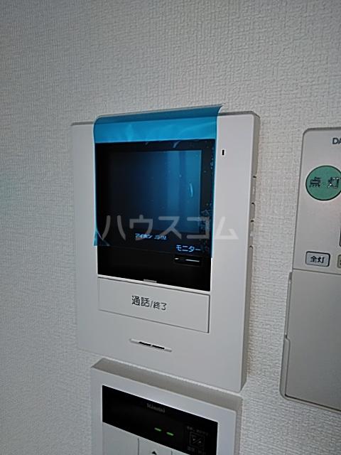 プラージュ鶴間 204号室のセキュリティ