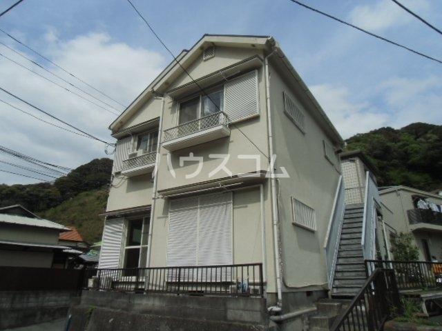 秋山ハイツ外観写真