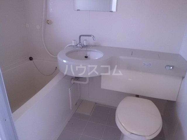 KGハイツⅦ 105号室の収納