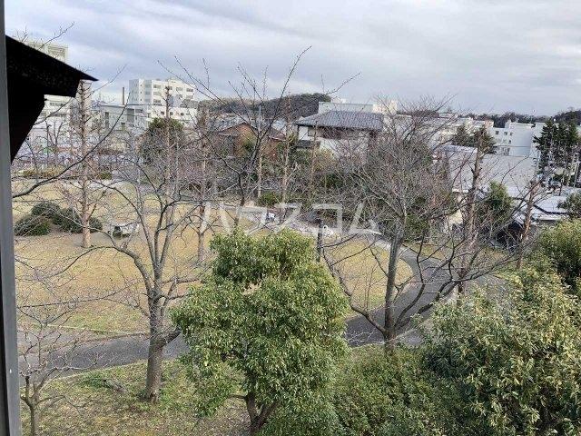 石渡ハウスの景色