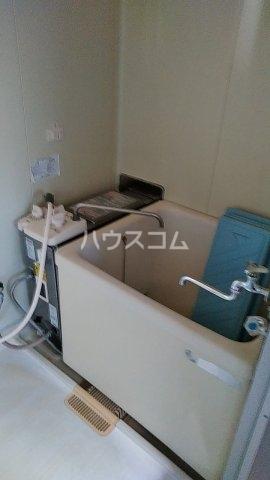 第二金子荘 101号室の風呂