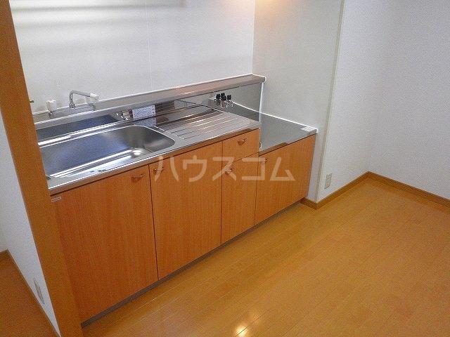 グランメール27 111号室のキッチン