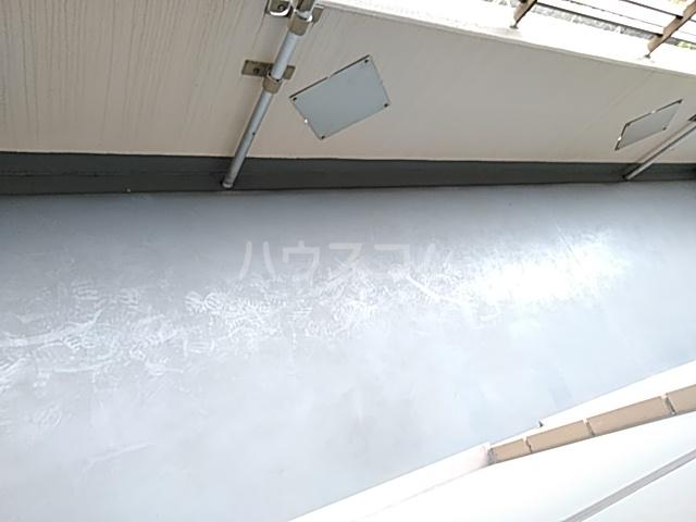 メゾンヴァンテアン 302号室のバルコニー
