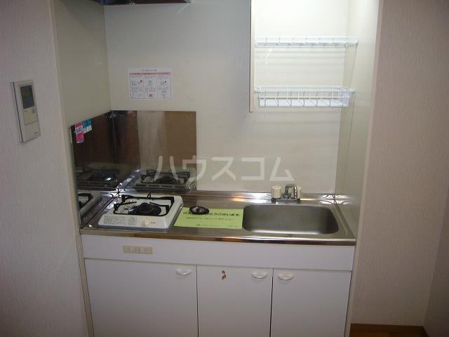 ライフモリ2号館 202号室の設備