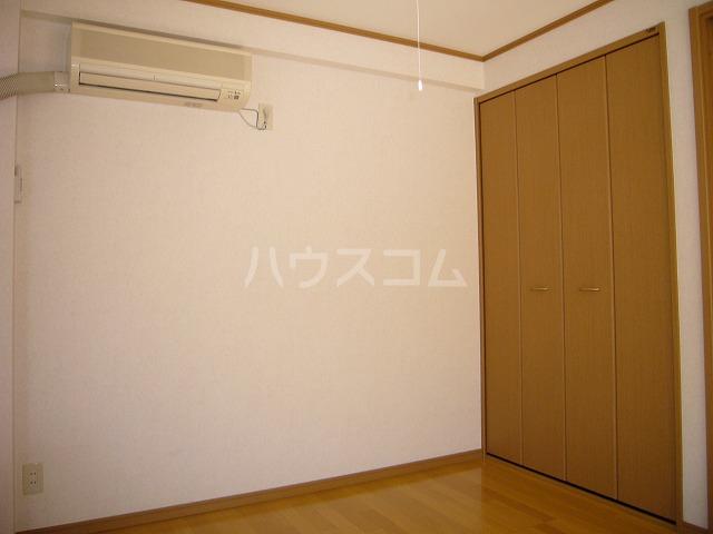 ライフモリ2号館 202号室の収納