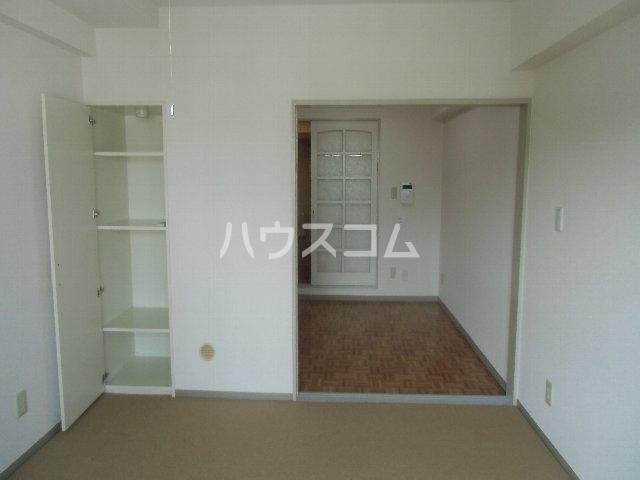 サンピア横須賀 602号室のベッドルーム