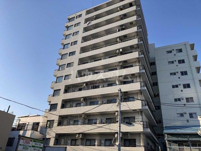 サンピア横須賀 602号室の外観