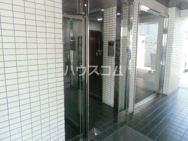 サンピア横須賀 602号室のエントランス