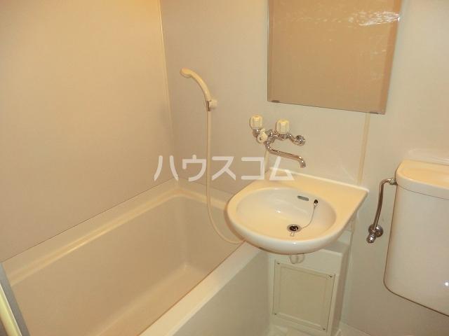 安城中央マンション鬼武第3ビル 502号室の風呂