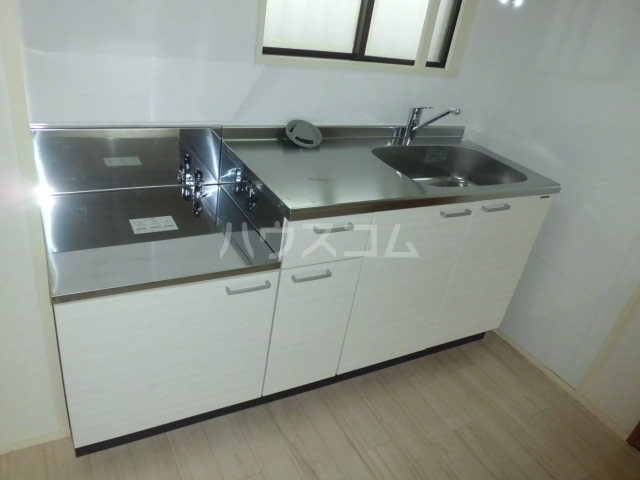 レガシィハイツ 602号室のキッチン